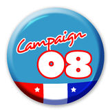 Kampagne '08 vektor abbildung