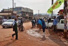 Kampala slum, Uganda Stock Photos