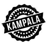 Kampala stamp rubber grunge Royalty Free Stock Photos
