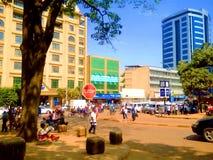 KAMPALA, UGANDA Zdjęcia Stock