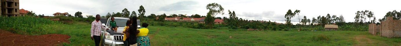 Kampala, Uganda royalty free stock photos