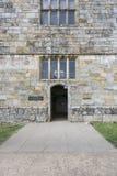 Kampf Abbey Old Town Courthouse, Sussex, Großbritannien Stockfotografie