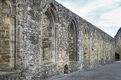 Kampf-Abtei, Kampf, Sussex, Großbritannien Stockfotos