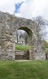 Kampf-Abtei, Kampf, Sussex, Großbritannien Lizenzfreies Stockbild
