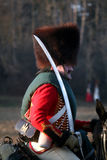 Kampf bei Austerlitz 2009 Lizenzfreie Stockfotos