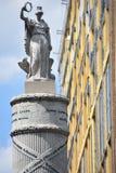 Kampf-Monument in Baltimore lizenzfreies stockfoto