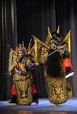Kampf-Peking-Oper: Abschied zu meiner Konkubine Stockbilder