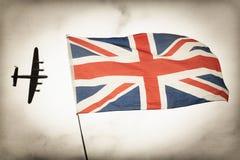Kampf von Großbritannien Stockfotografie