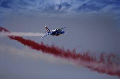 Kampfflugzeug Lizenzfreies Stockfoto