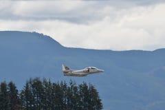 Kampfflugzeug A4 Skyhawk stockfotografie