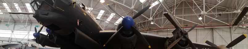 Kampfflugzeugmuseum lizenzfreie stockfotografie