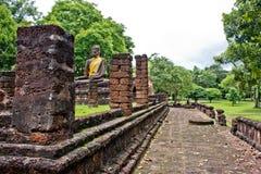 Kamphaeng Phet Historical Park. Thailand Royalty Free Stock Photo