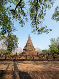 Kamphaeng Phet Historical Park Stock Photography