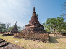 Kamphaeng Phet Historical Park Royalty Free Stock Photos