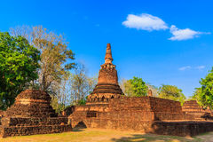 Kamphaeng Phet Historical Park in Thailand Stock Images