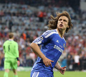 2012 kampioenenliga Definitieve Chelsea Training Stock Afbeeldingen