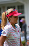 Kampioenschap 2016 van PGA van de Vrouwen van Lexi Thompson KPMG van de dames het Professionele Golfspeler Royalty-vrije Stock Afbeeldingen