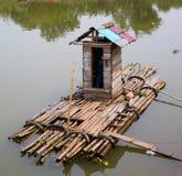 Kampong bathroom stock photos