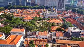 Kampong Glam Royalty Free Stock Photography