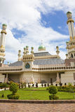 Kampong Tamoi Mosque, Brunei Stock Photos