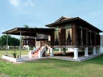 Kampung房子 库存图片