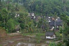 Kampung纳卡语 库存照片