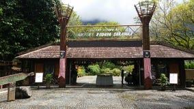 Kampung Budaya Sarawak, Cultural Village Sarawak Stock Photo