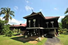 Kampung house Royalty Free Stock Images