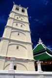 Kampung Kling Mosque Stock Photography