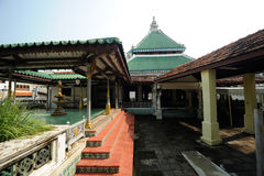 The Kampung Kling Mosque Royalty Free Stock Image