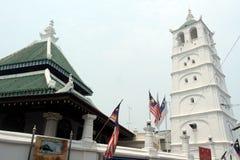 Kampung Kling Mosque in Melaka Stock Photography