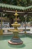 Kampung Kling Mosque, Melaka, Malaysia Royalty Free Stock Images