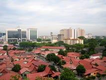 Kampung morten melaka, malaysia royalty free stock photo