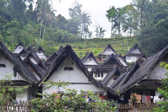 Kampung Naga Village Royalty Free Stock Photos