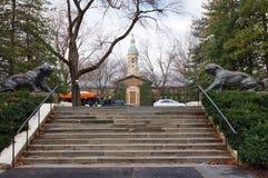 Kampus bluszcza liga uniwersytet princeton Zdjęcie Royalty Free