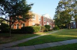 Kampus instytut dla Postępowej nauki w Princeton, NJ Obrazy Royalty Free