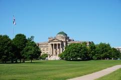 Kampus Iowa stanu uniwersytet Obrazy Royalty Free