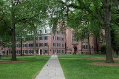 kampus stary uniwersytecki Yale Zdjęcie Royalty Free