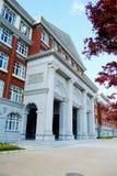 Kampus szkoły wyższa budynek Zdjęcie Royalty Free