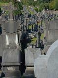 Kampusu santo, Zadziwiający historyczny cmentarz Zdjęcia Royalty Free