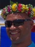 Kamu Auwae crowned Stock Image