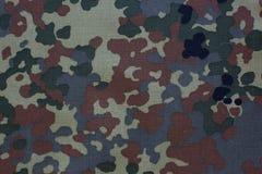 Kamuflaż deseniowa sukienna tekstura Abstrakcjonistyczny tło i tekstura dla projekta zdjęcia stock