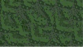 kamuflaż zieleń Obraz Stock