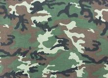 Kamuflażu deseniowy bezszwowy dla tekstury i tła Obrazy Stock