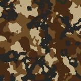 Kamuflażu wojskowego tło Zdjęcie Stock