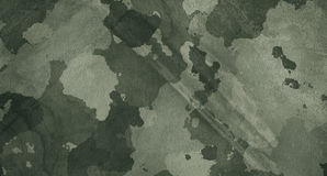 Kamuflaż tekstura Obrazy Royalty Free