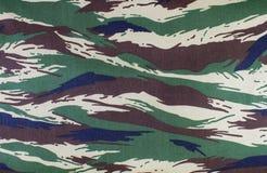 Kamuflaż tkanina Obraz Stock