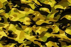 Kamuflaż tkaniny tekstury, tekstury Obraz Stock