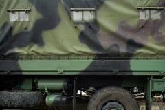 kamuflażu wojskowy tropi Obraz Royalty Free