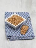 Kamut, Khorasan wheat, Triticum turgidum x polonicum Royalty Free Stock Images